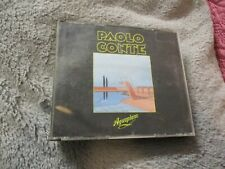 """COFFRET 2 CD """"AQUAPLANO"""" Paolo CONTE"""