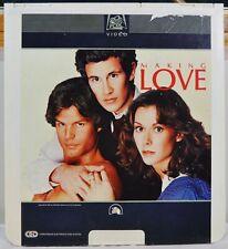 RCA VideoDisc CED - Making Love Movie - 20th Century Fox, c.1982