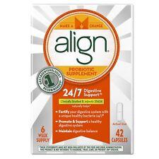 Align Daily Probiotic Supplement, Probiotics Supplement, 42 Capsules
