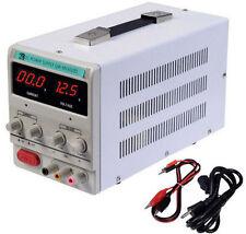 Lab Adjustable DC Power Supply Precision Variable Digital Voltage 0-10A  0-30V