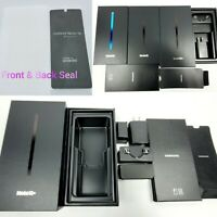 Samsung Galaxy Note10 10+ Empty Retail box Option of Accessories 25W Charger