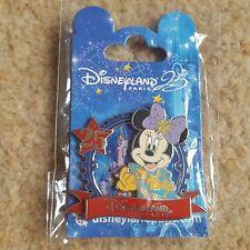 Disneyland Paris 25th Anniversary Minnie Mouse Pin Pinbadge