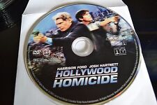 Hollywood Homicide (DVD, 2003)Disc Only Free Shipping