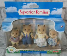 FLAIR SYLVANIAN FAMILIES HONEY FOX FAMILY NEW 2011