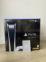 Sony PlayStation 5 Digital Console ✅ *IN HAND & FREE SHIPPING* 📈 Trusted Seller