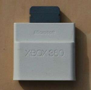 Memory Unit 64 MB Xbox 360 Original Microsoft