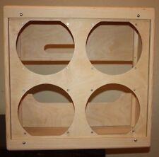 rawcabs 4x10 narrow panel tweed bassman pro junior unfinished pine combo cabinet