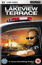 Lakeview Terrace  (New and Sealed) Sony PSP UMD Video Movie