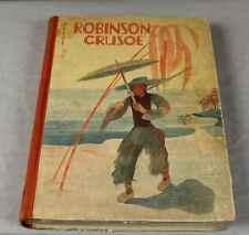 Robinson Crusoe - Leben und seltsame Abenteuer - Daniel Defoe - um 1940    /S199