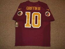 Robert Griffin III Washington Redskins Alt. Authentic Nike Elite Jersey sz 52 DC