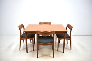 Esstisch Teak In Design Mobiliar Interieur 1960 1969 Gunstig Kaufen Ebay