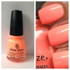 China Glaze 2016 HOT SUMMER FAVOURITES Nail Polish Collection BRIGHTS AND NEONS