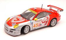 Porsche 911 Gt3 Rsr #45 1MSA 2007 Van Overbeek Hehzler 1:24 Model 28002 BBURAGO
