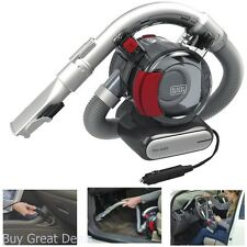 Black Decker Car Vacuum Cleaner Vehicle Vac 12v Handheld Portable Vehicle Car RV