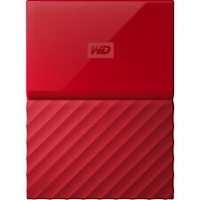 Western Digital My Passport USB 3.0 4TB External Hard Drive (WDBYFT0040BRD-WESN)