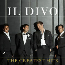 IL DIVO - The Greatest Hits CD *NEW* 2012