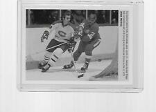 2015-2016 UPPER DECK PORTFOLIO HOCKEY WIRE PHOTO GUY LAFLEUR #263