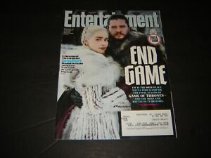 LOT OF 12 ENTERTAINMENT WEEKLY MAGAZINES 2018: MARVEL SUPER HEROES