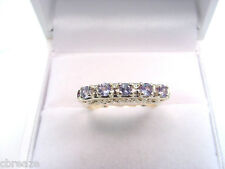 NATURAL ALEXANDRITE FINE COLORS .40 TCW  14K GOLD BAND HEART FILIGREE SIDES