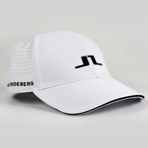 J.Lindeberg Golf Hat Outdoor Sports Cap Unisex JL Hat Sunscreen Shade Sport Cap