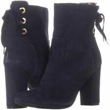 Calzado de mujer botines azules Tommy Hilfiger