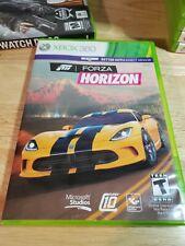 Forza Horizon -- (Microsoft Xbox 360, 2012) Complete Tested