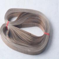 50pcs/lot 770*15mm teflon belt Continuous Band Sealer