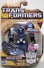 "BREACHER Transformers HFTD Scout Class 4"" inch Autobot Figure 2010"
