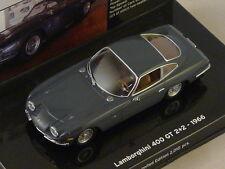 MINICHAMPS 436103310 - Lamborghini 400 GT 2+2 1966 gris Museum Series 1/43