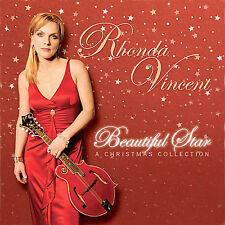 RHONDA VINCENT - BEAUTIFUL STAR: THE CHRISTMAS COLLECTION (NEW CD)