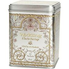 Harney & Sons WEDDING Tea 20 Sachet Tin