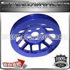06-09 Rabbit 06-13 Jetta & Beetle 10-13 Golf 12-13 Passat Crank Pulley MK5 Blue