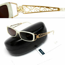 $430 ROBERTO CAVALLI Ladies CARVED / MOTHER-OF-PEARL SUNGLASSES w/ Tag