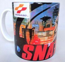 Snatcher Sega Saturn Playstation Cyberpunk à thème café tasse-Gaming-Cadeau