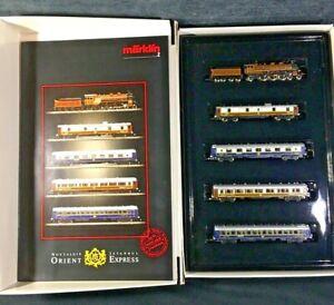Marklin #8108 - Z Scale- Orient Express Train Set * New in  Original Box *