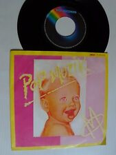 "M : POP MUZIK / THE M FACTOR 7"" 45T 1979 Belgium MCA 4C 006 14750 Robin Scott"