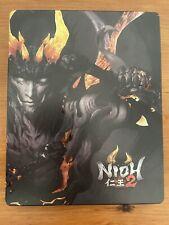 Nioh 2 - Limited Pre-Order Steelbook - ohne Spiel