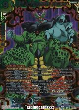 ♦Dragon Ball Super♦ Cell, le Parasite obscur : BT10-150 SR