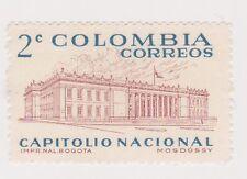 (COA-16)1959 Colombia 2c Capital Bogotá