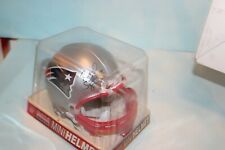 RICHARD SEYMOUR AUTO AUTOGRAPH SIGNED MINI HELMET NEW ENGLAND PATRIOTS 200/228