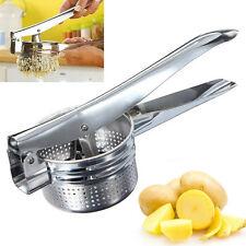 Home Stainless Potato Ricer Masher Fruit Vegetable Press Maker Juicer Kitchen
