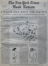 KABLOONA PONCINS ESKIMOS GERMAN TROOPS BRUSSELS MOEN 1941 March 9 Times Review