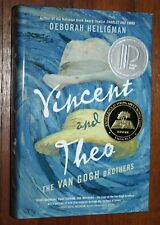 Vincent and Theo : The Van Gogh Brothers by Deborah Heiligman, Signed