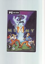 THE MUMMY - KIDS CHILDS 7+ ACTION ADVENTURE PC GAME FastPost ORIGINAL & COMPLETE