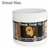 Wax with Vitamins and Proteins Best Choice for Dreads Styling by Dread Head HQ
