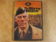 THE DIRTY DOZEN LEE MARVIN BORGNINE BRONSON DVD 1ST EDITION RELEASE 1998 MGM
