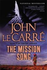 The Mission Song [Paperback] [Nov 14, 2007] le Carre, John