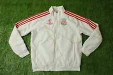LIVERPOOL 2009/2010 FOOTBALL TRACK TOP JACKET CL TRAINING ADIDAS ORIGINAL YOUNG