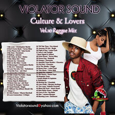 REGGAE CULTURE & LOVERS ROCK MIX CD VOLUME 10