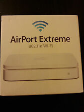 Apple AirPort Extreme Base Station Wireless N Router 5th Gen MD031LL/A